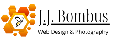 JJ Bombus Website and Photograph Servicesy